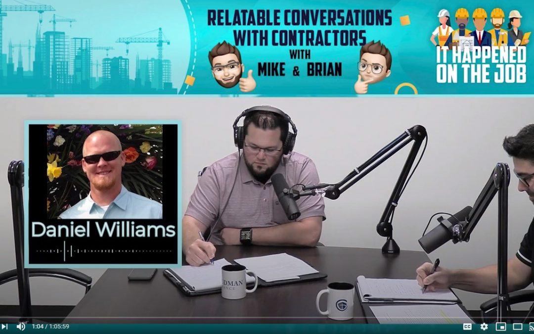 Episode #09 – Daniel Williams