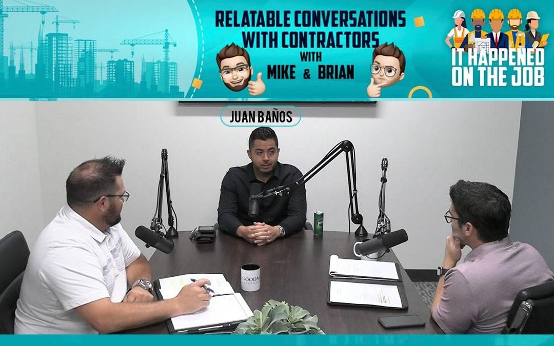 Episode #52 – Juan J. Baños
