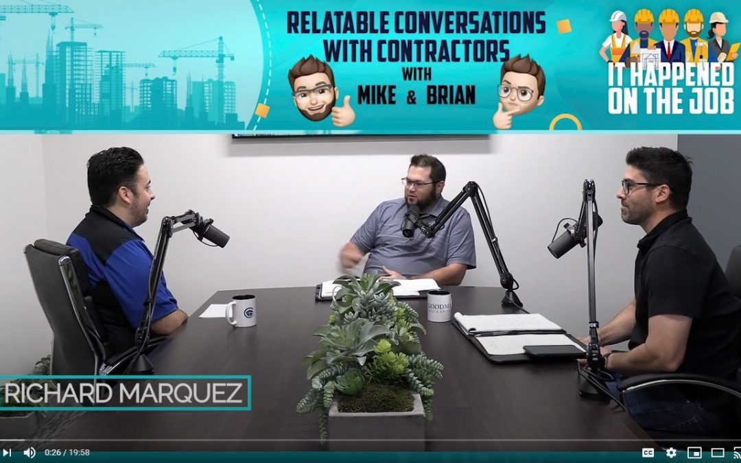 Episode #01 – Richard Marquez