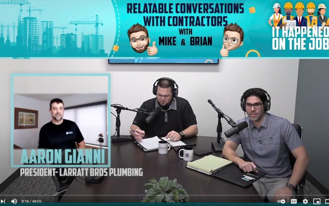 Episode #111 – Aaron Gianni
