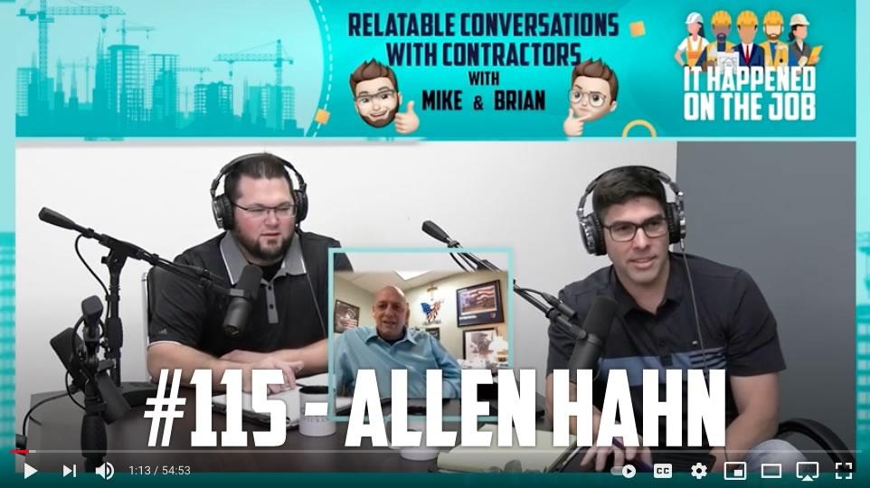 Episode #115 – Allen Hahn