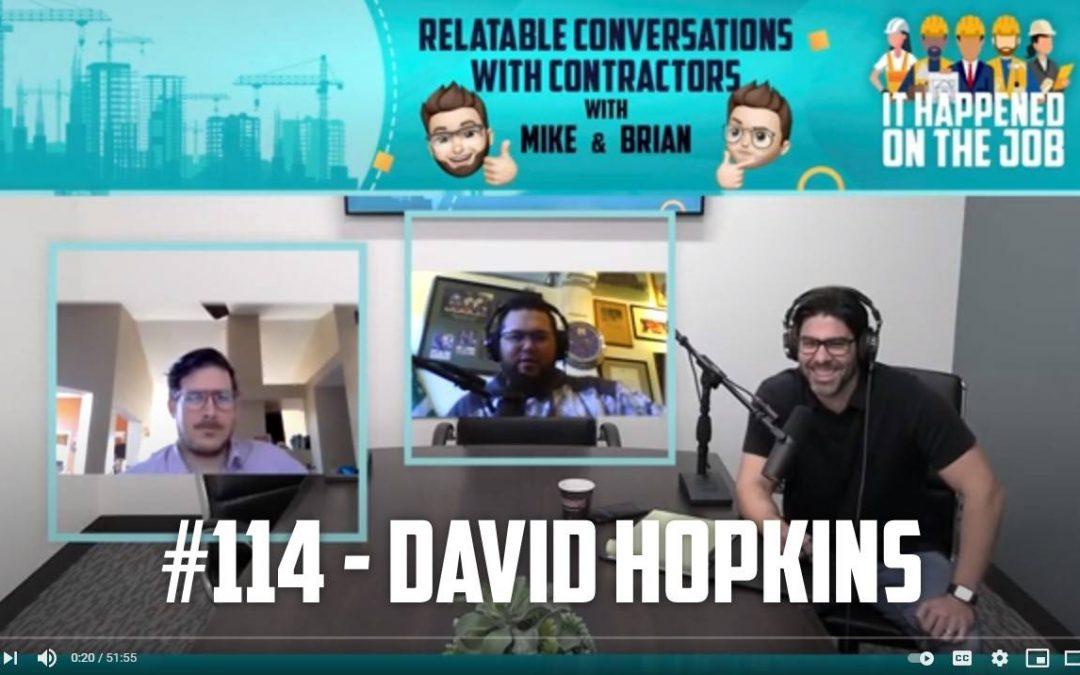 Episode #114 – David Hopkins