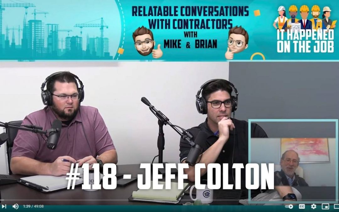 Episode #118 – Jeff Colton
