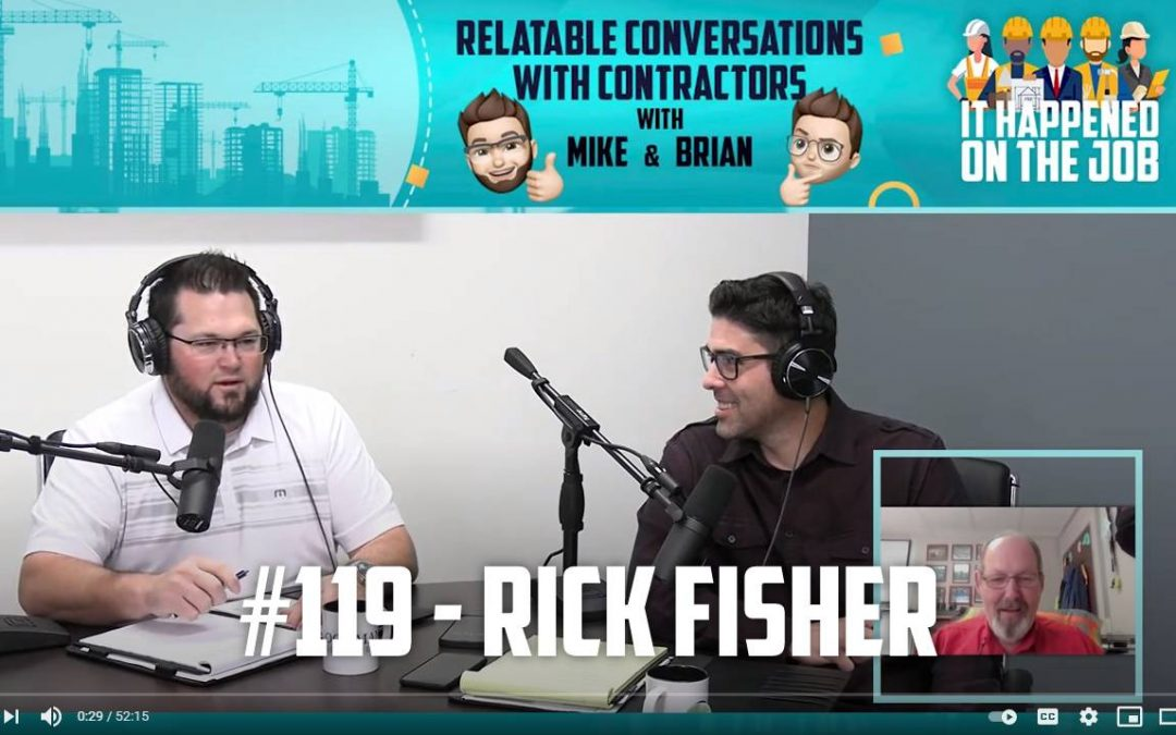 Episode #119 – Rick Fisher