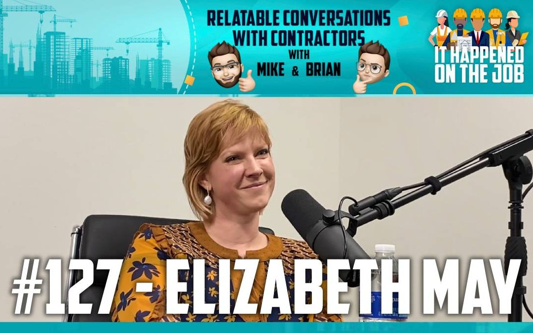 Episode #127 – Elizabeth May