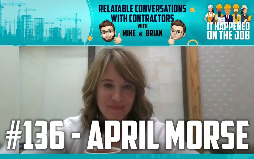 Episode #136 – April Morse
