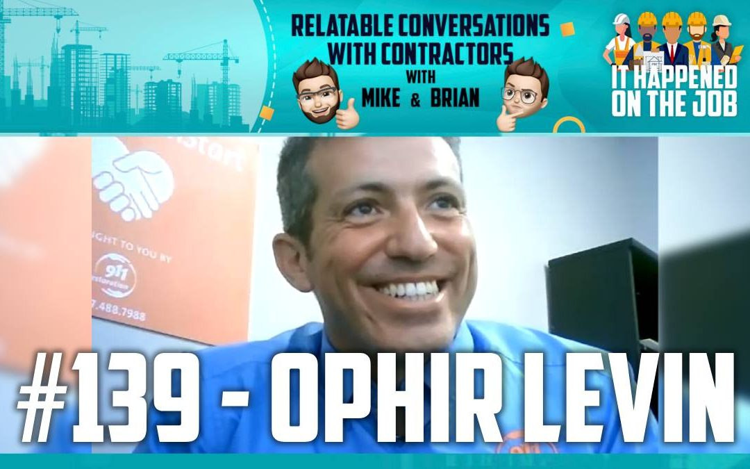 Episode #139 – Ophir Levin
