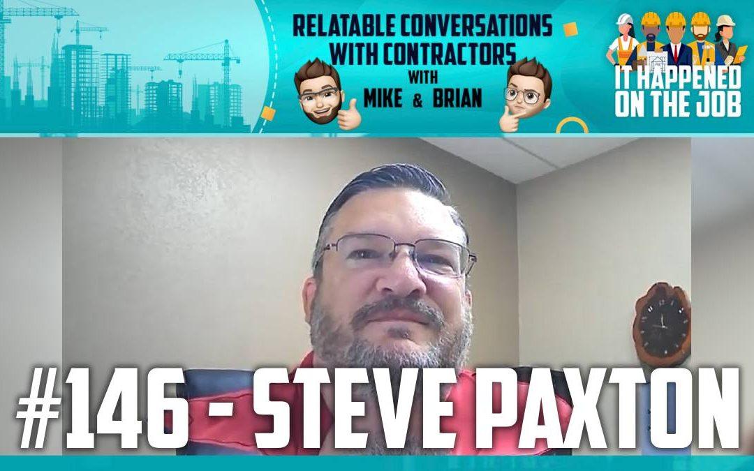 Episode #146 – Steve Paxton